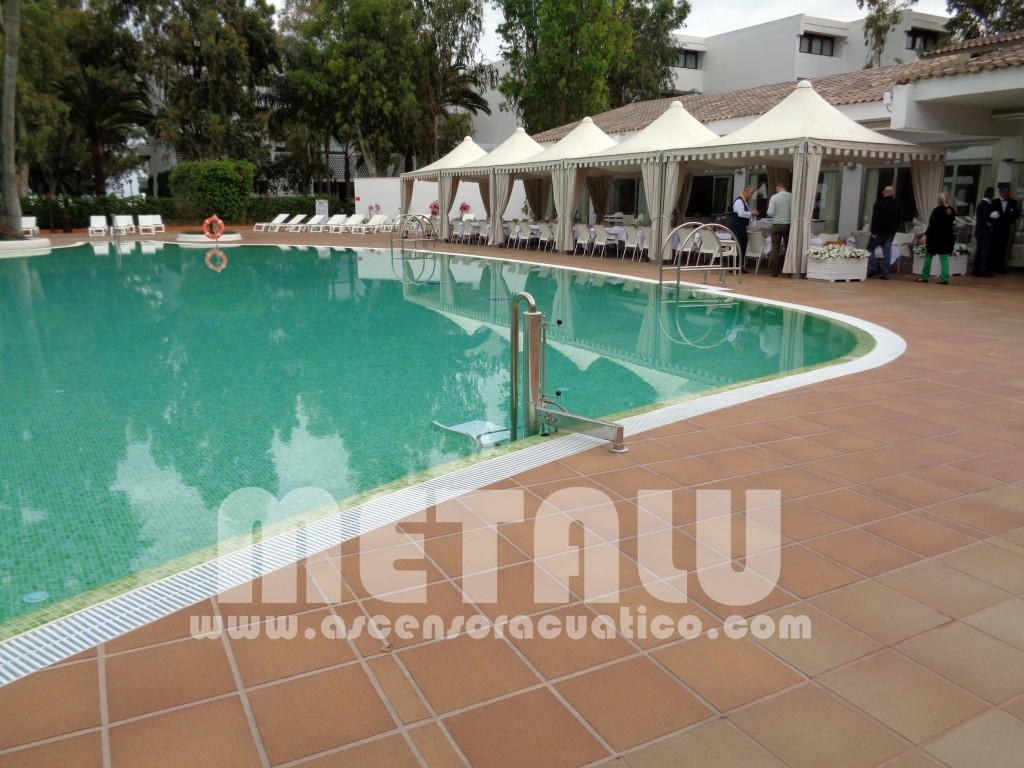 Metalu Pk en hotel Iberostar