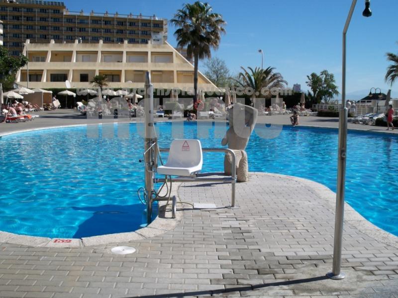 Elevdor hidraulico Metalu B-2, Hotel Riu Nautilus Torremolinos