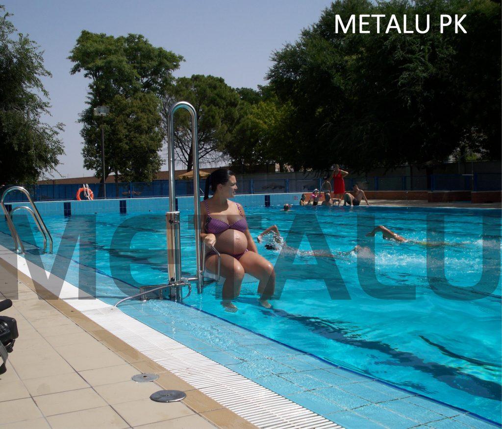 Elevador para piscina precio verano
