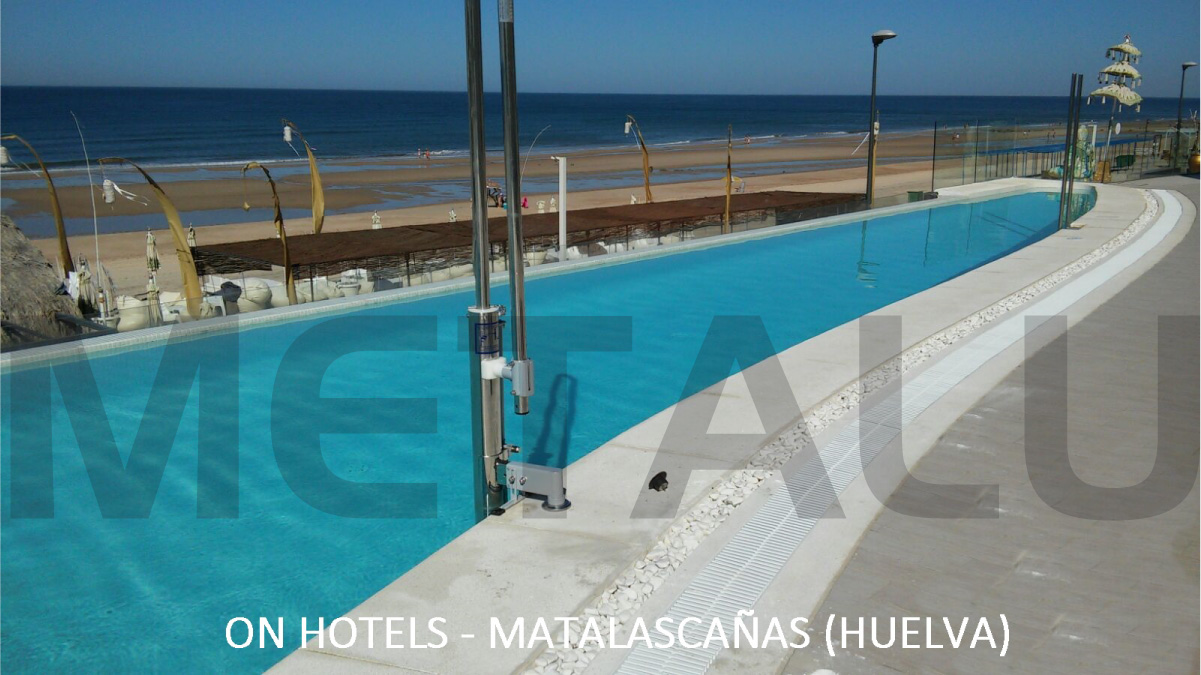 Ltimos trabajos ascensor acuatico for Piscinas municipales palma