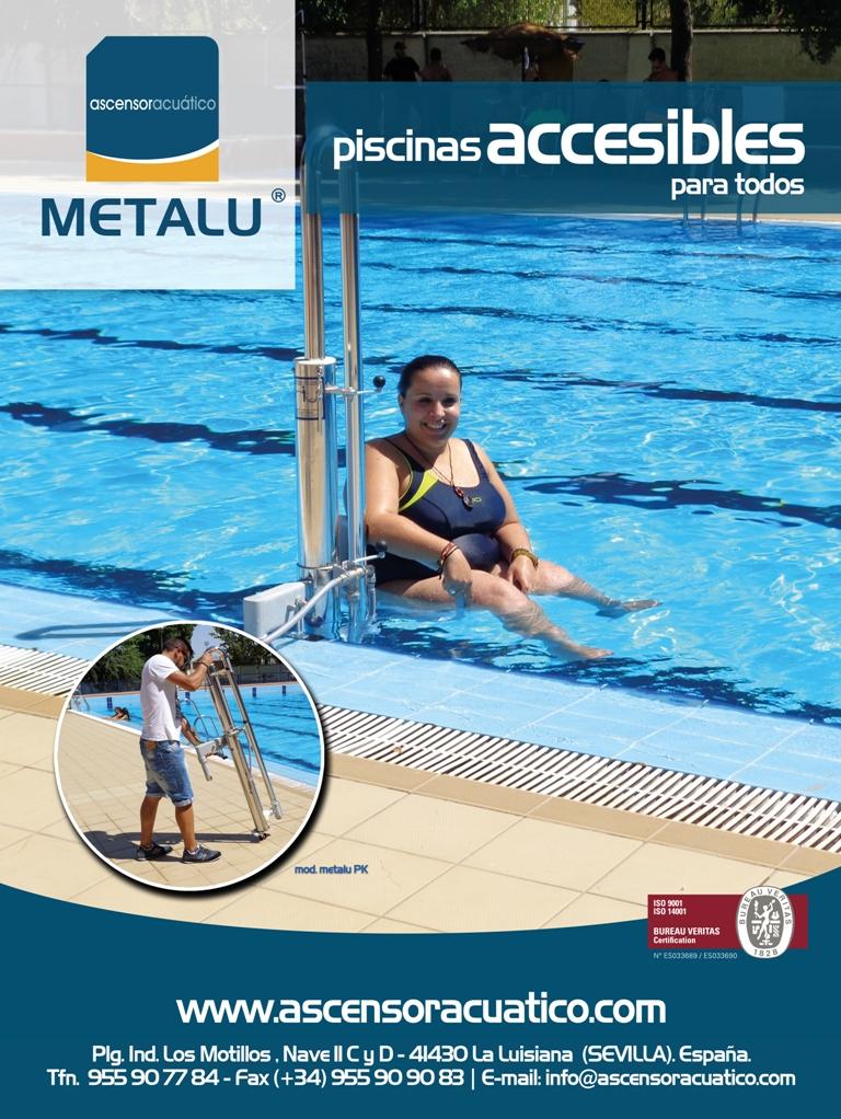 piscina accesibles para todos